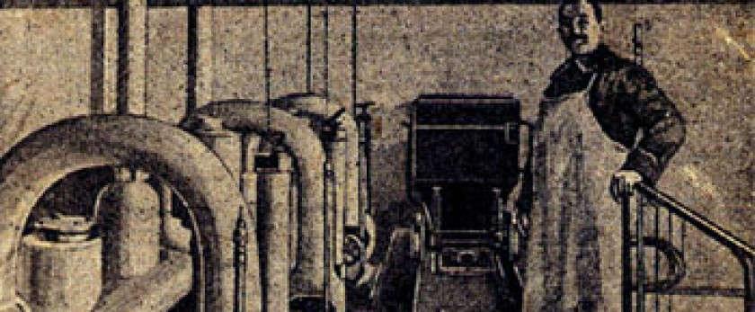 Чугунные радиаторы отопления Ретро: история и изысканный дизайн