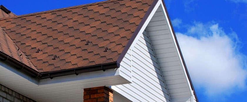 Как сделать фронтон крыши