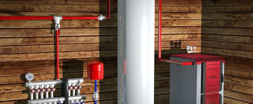 Запорно-регулирующая арматура для системы отопления