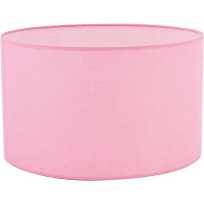 Абажур А24046 E27 цвет розовый