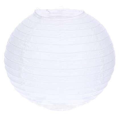 Копия Абажур Goa диаметр 30 см цвет белый