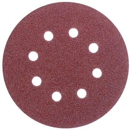 Абразивный круг для ЭШМ Dexter P40 125 мм 5 шт.