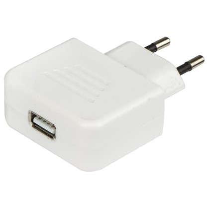 Адаптер Electraline с USB розеткой 1 А