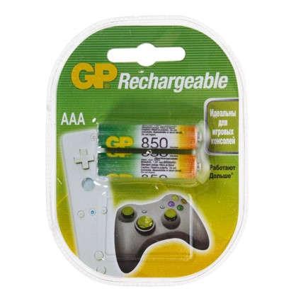Аккумулятор GP AAA 850 мА/ч 2 шт.