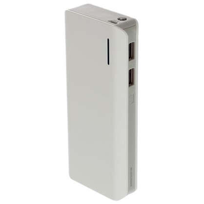 Аккумулятор мобильный 12500 мАч 2хUSB