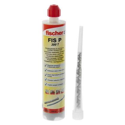 Анкер химический Fischer FIS P 300 T для пустотелого и полнотелого кирпича