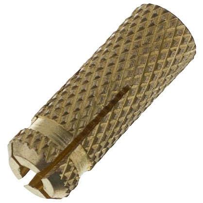 Анкер латунный 8х28 мм 3 шт.