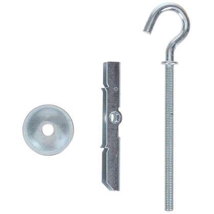 Анкер складной пружинный Standers 9x62 мм с полукольцом 2 шт.