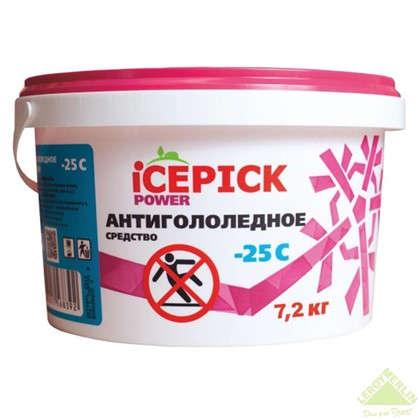 Антигололедное средство ICEPICK POWER 72 кг