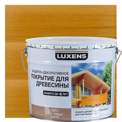 Антисептик Luxens цвет клен 10 л
