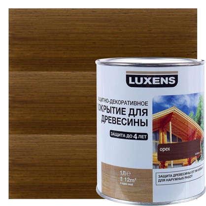 Антисептик Luxens цвет орех 1 л