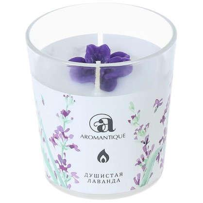 Ароматизированная свеча Душистая лаванда