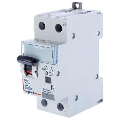 Дифференциальный автомат Legrand 1 полюс ноль 20 А