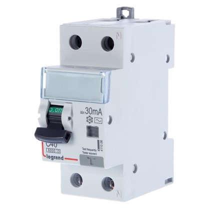 Дифференциальный автомат Legrand 1 полюс ноль 40 А