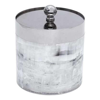 Баночка Allure полистирол цвет серый