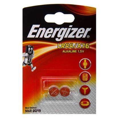 Батарейка алкалиновая Energizer LR44/A76 FSB2 2 шт.
