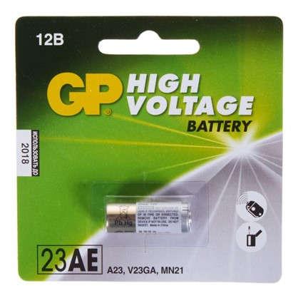 Батарейка алкалиновая GP 23АE 12 В 1 шт.