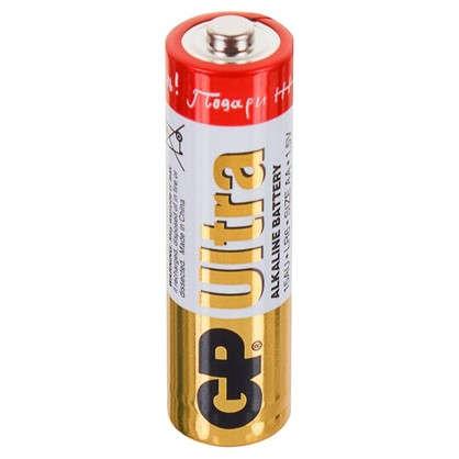 Батарейка алкалиновая GP Ultra AАA 15 А и магнит 4 шт.