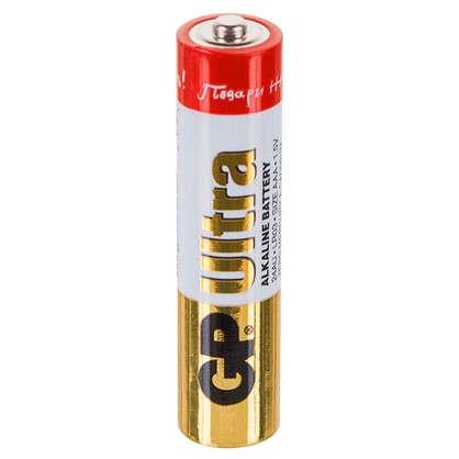 Батарейка алкалиновая GP Ultra AАA 24 А и магнит 4 шт.