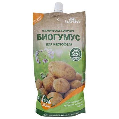 Биогумус Florizel для картофеля 0.5 л