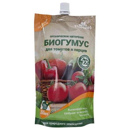 Биогумус Florizel для томатов и перца 0.35 л