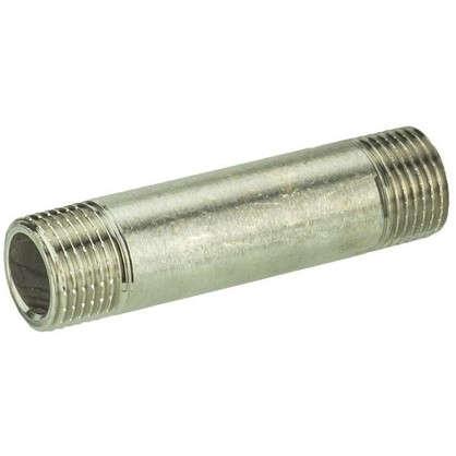 Бочонок Valtec наружная резьба 1/2х80 мм никелированная латунь