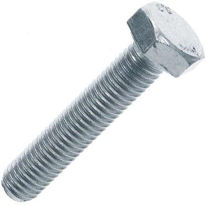 Болт DIN 933 M10x50 мм