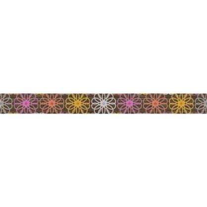 Бордюр Дария 4 50х4.7 см цвет коричневый