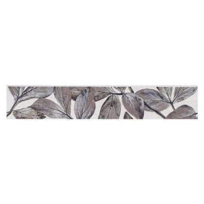 Бордюр Льюис 40х7.2 см цвет серый