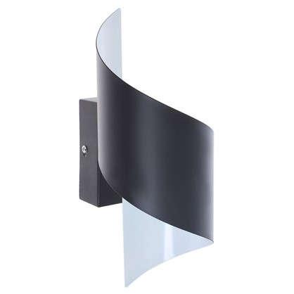 Бра светодиодное Boccolo 5 Вт 500 Лм цвет черный