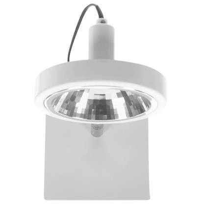 Бра светодиодное Goss 1221/1A 1хG9x40 Вт металл цвет белый/хром