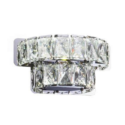 Бра светодиодное Grasia 90059/2 5 м2 холодный белый свет
