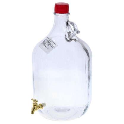 Бутыль Сулия 5 л с краном
