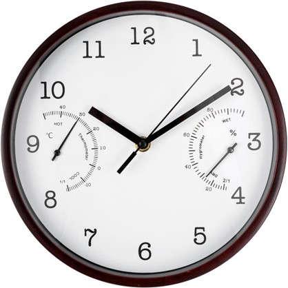Часы настенные Климат 24.6 см