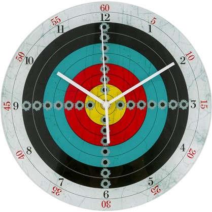 Часы настенные Мишень 30 см