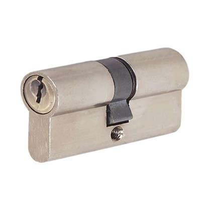 Цилиндр ключ/ключ 30х30 бронза E AL 60 AB