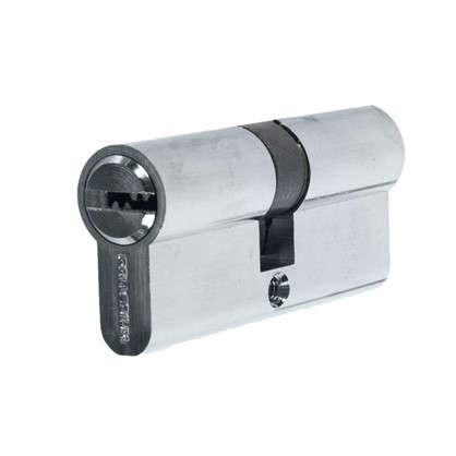 Цилиндр ключ/ключ 35х35 хром 70 C ET CP