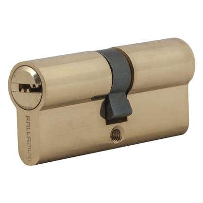 Цилиндр ключ/ключ 35х35 золото 2J07 70 PB