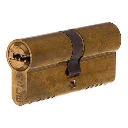 Цилиндр ключ/ключ 35х35 золото 164 OBS SNE/70