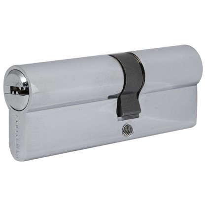 Цилиндр ключ/ключ 35х45 хром 2J07 CP