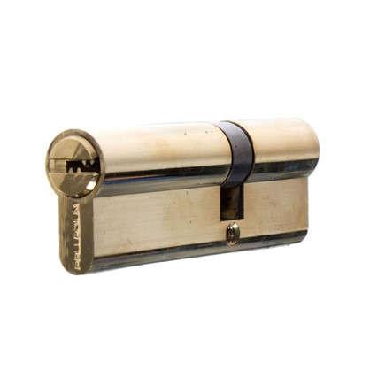 Цилиндр ключ/ключ 35х55 золото 90 C ET PB