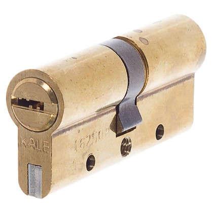 Цилиндр ключ/ключ 35х55 золото164 DBN-E/70