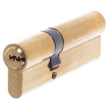 Цилиндр ключ/ключ 35х55 золото164 SN/90