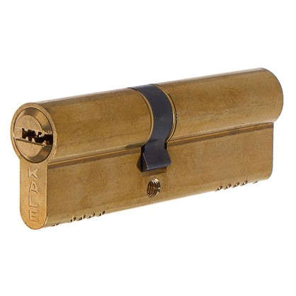 Цилиндр ключ/ключ 40х50 золото 164 OBS SNE/90