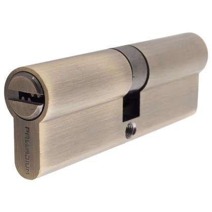 Цилиндр ключ/ключ 45х45 бронза 90 C ET AB