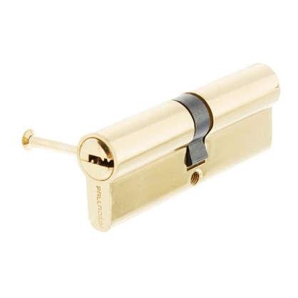 Цилиндр ключ/ключ 45х45 золото 2J07 90 PB