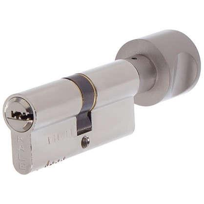 Цилиндр ключ/вертушка 35х35 никель164 OBS SCE/70