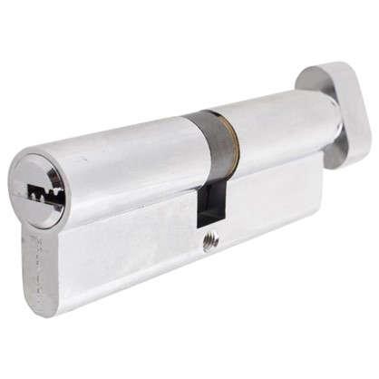 Цилиндр ключ/вертушка 45х45 хром 90 C BK CP