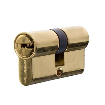 Цилиндр Palladium Palladium 2J07 60 30х30 мм ключ/ключ цвет золото