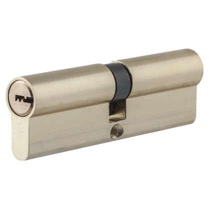 Цилиндр Standers 100 50x50 мм ключ-ключ цвет золото